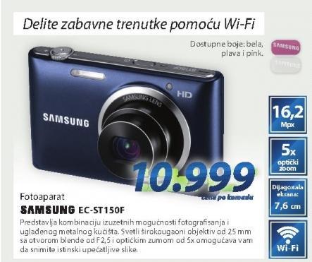 Digitalni fotoaparat Ec-St150f