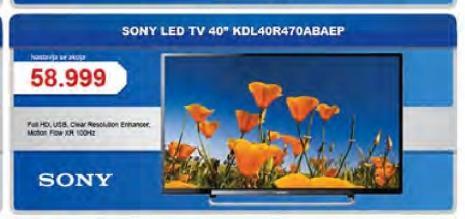 "Televizor LED 40"""