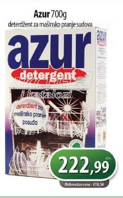 Deterdžent za mašinsko pranje sudova Azur