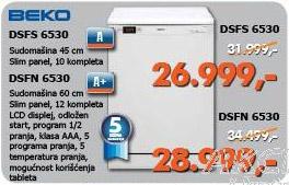 Sudomašina DSFN 6530
