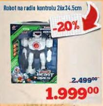 Igračka robot