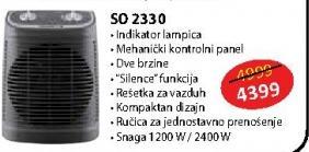Grejalica SO2330