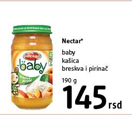 Baby Kašica breskva i pirinač
