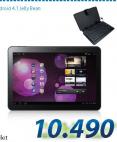 Tablet PC MID7004 BUNDLE