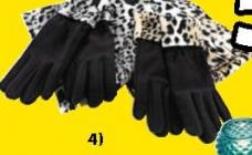 Šal i rukavice Olsen