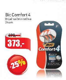 Brijač Comfort 4