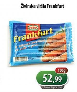 Frankfurter viršla