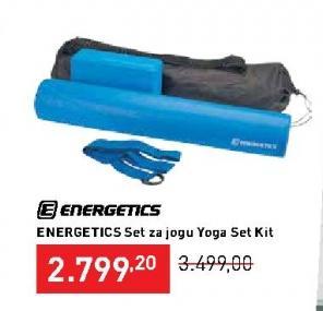 Set za yogu  Energetics