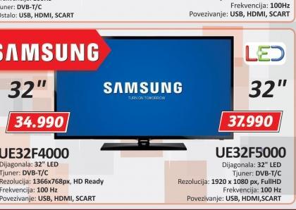 Televizor LED UE32F4000