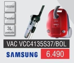 Usisivač Vac Vcc4135s37/Bol