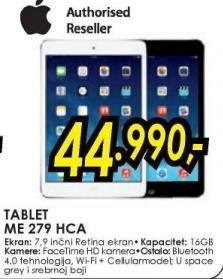 tablet iPad Mini ME279HC/A