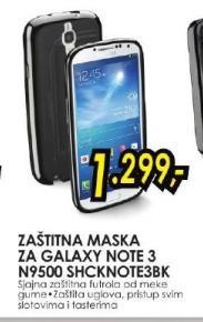 Zaštitna maska za Galaxy Note 3