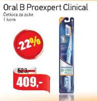 Četkica za zube Proexpert Clinical