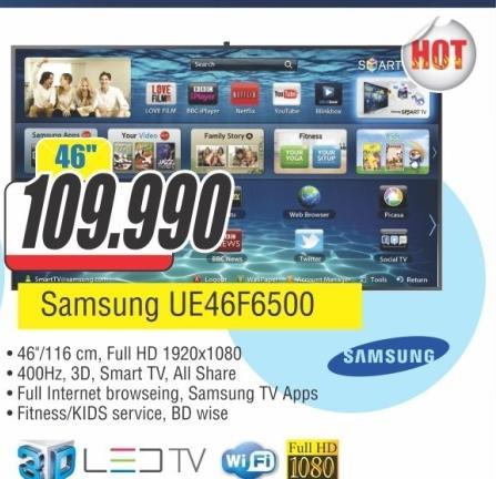 LED Televizor UE46F6500