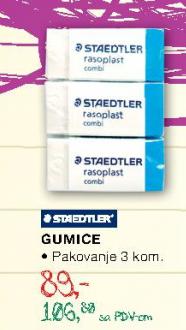 Gumice, Steadtler