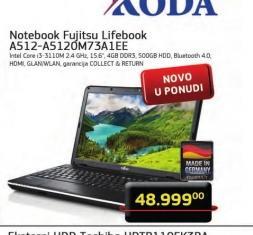 Laptop AS12-AS120