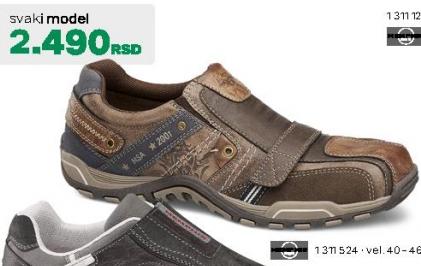 Cipele muške 1311524