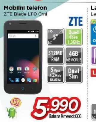 Mobilni telefonZTE L110