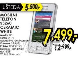 Telefon GSM S5260