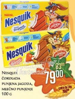 Čokolada mlečna