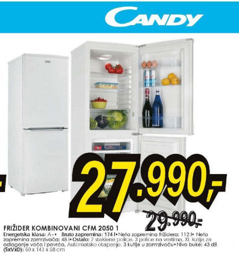 Kombinovani frižider CFM 2050/1