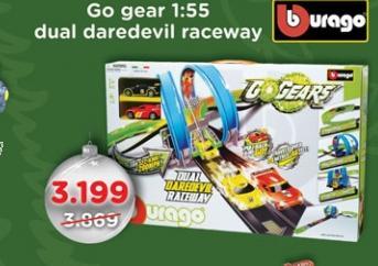 Go Gear Dual Daredevil Raceway