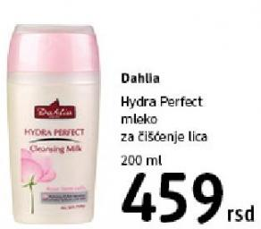 Mleko za čišćenje lica