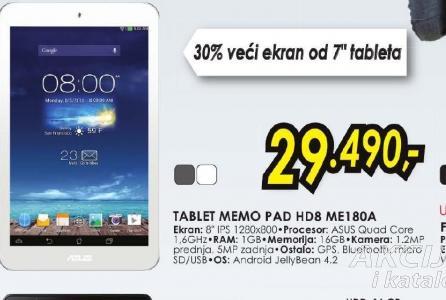 Tablet MeMO Pad ME180A-1A023A