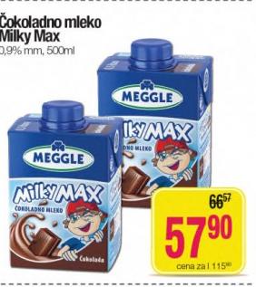 Čokoladno mleko 0,9% mm