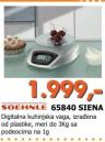 Digitalna kuhinjska vaga 65840 SIENA