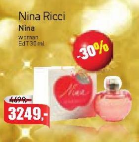 Toaletna voda Nina