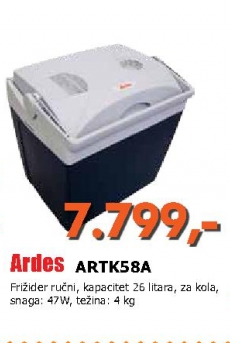 Ručni frižider ARTK58A