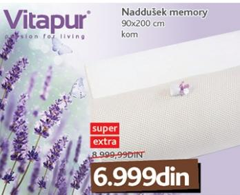 Naddušek Memory Vitapur