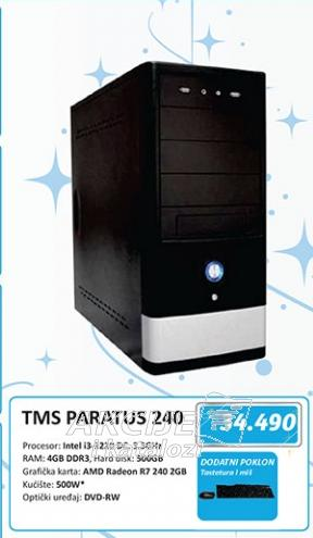 Desktop računar TMS PARATUS 240