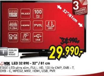 Televizor LED LCD 32 890