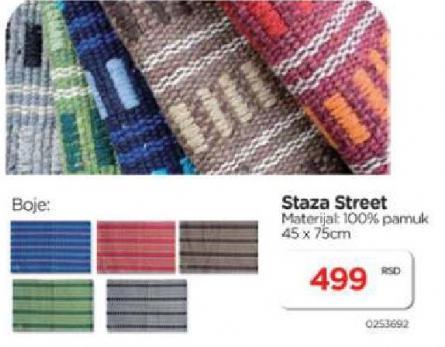Staza Street