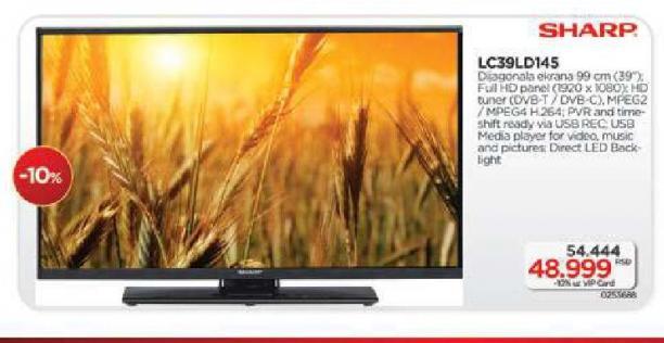 Televizor LED  lc39ld145