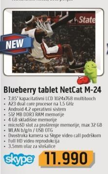 Tablet Netcat M-24