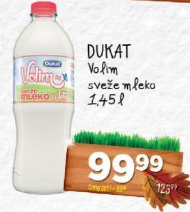 Sveže mleko 1,5% mm