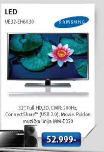 LED Televizor UE32-EH6030