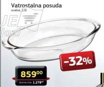Vatrostalna posuda 2,5l