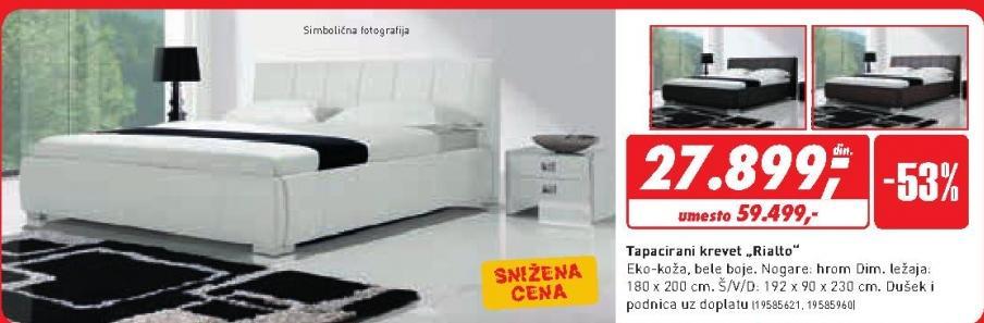 Bračni Krevet Rialto