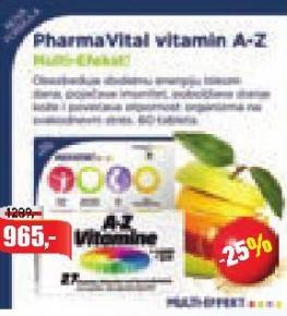 Kapsule Pharmavital