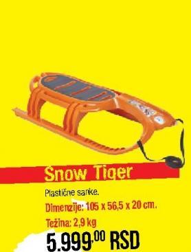 Sanke Snow tiger