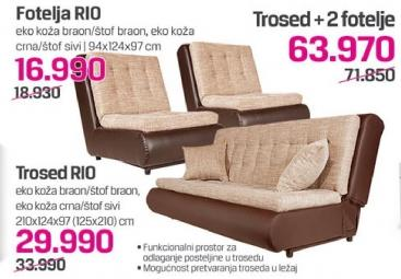 Fotelja Rio