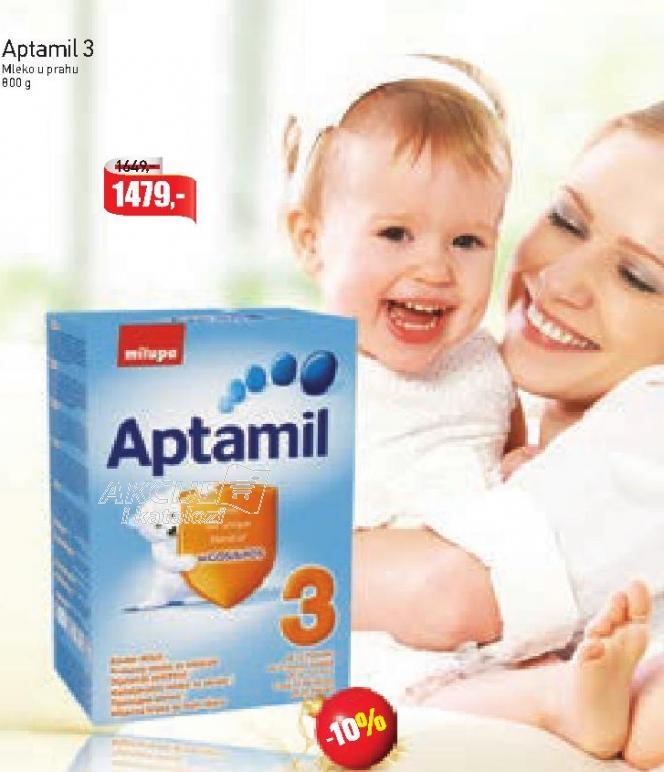Mleko za bebe Aptamil 3