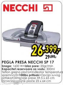 Pegla Presa Necchi