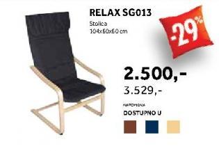 Stolica Relax Sg013