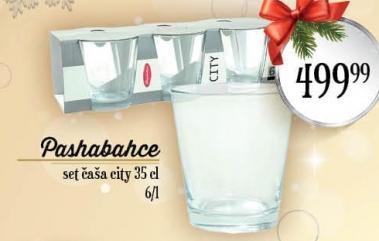 Čaše za vodu i sok