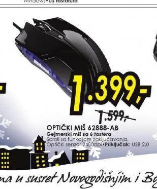 Optički miš 62888-AB